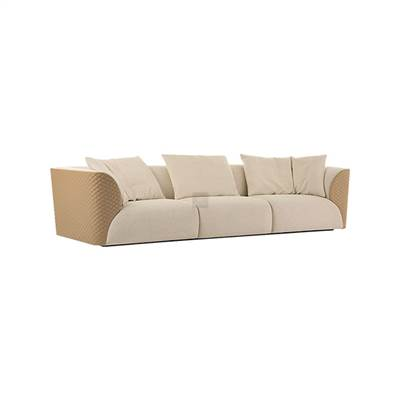 orange sleeper sofa